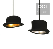 The Jeeves and Wooster pendant light gift by Jake Phipps