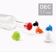 Ototo's bottle stopper screw gift