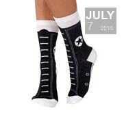 Hi-Top Converse Sock Gifts