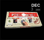 It's Monopoly with your pics, a Photo-opoly gift