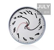 ChilliChilly's Dali Clock gift