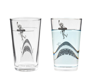 The Jaws-esque sip at your own risk cup gift