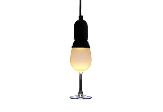 The glassbulb light gift