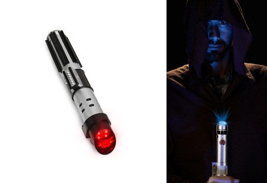 The lightsaber handle flashlight gifts