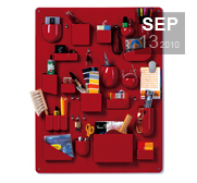 The Uten.Silo organiser gift by Dorothee Becker