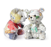 Mr.B the treasure box teddy bear bag gift