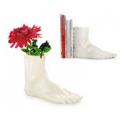 The Walk of Fame foot bookstand vase gift