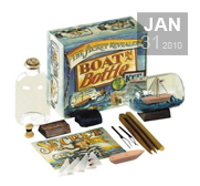 Create your own boat in a bottle kit gift for kids
