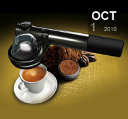 Coffee on the go, the Handpresso Domepod gift