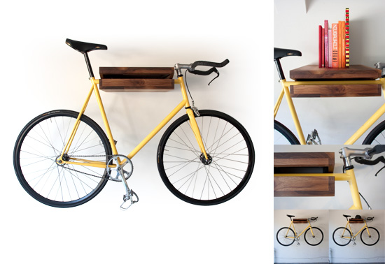 The Bike Shelf Gift