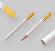 The Eye Ball no smoking pencil gift