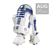 The ultimate Star Wars gift, the R2D2 Projector by Nikko
