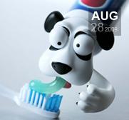 Spreadheads toothpaste Pete & Oscar gift