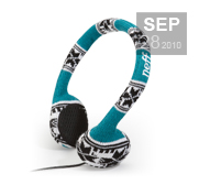 NEFF's knitted headphone gift
