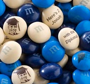 Add your face and words to your own M&Ms