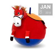 Horsey Hoppers are the new SpaceHopper gifts