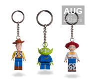 The Lego Toy Story Key Chain Gifts