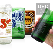 Carlsberg, Sol and Rolling Rock Beer Glass gifts