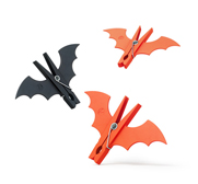 Vespertilium the bat clothes peg gift
