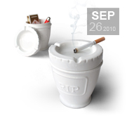 The Urn Ashtray and Stowaway Gift