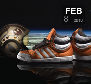 The Star Wars Adidas sneaker gifts have landed!