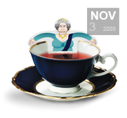 A gift of RoyalTea and DemocraTea anyone!