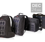 The gift of free energy with Voltaics solar bags