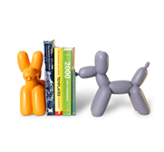 The big top balloon inspired bookend gift