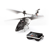 HELO TC Touch iPhone controlled helicopter gift