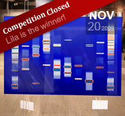 We have a winner, congrats Lila!