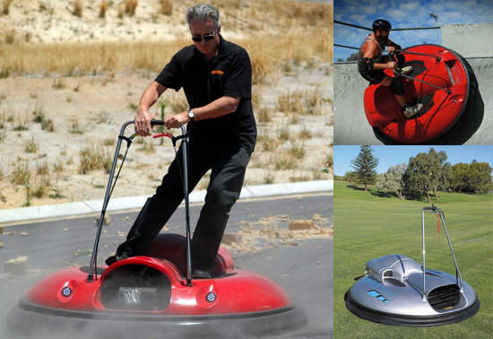 Arbotech's Airboard personal hovercraft gift