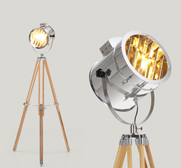 The Alfred tripod floor lamp gift