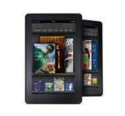 The Kindle Fire gift