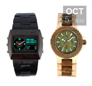 WeWoods wooden watch collection gift