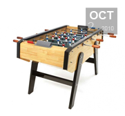 The Champion Pro Table Football Gift