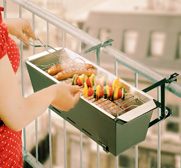 The Balcony BBQ gift