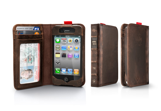 The BookBook iPhone wallet and case gift