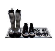 The Bootwear tray bootprint design gift