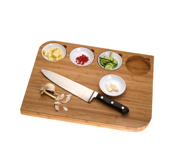 The Bowlboard chopping board gift by Kain Lucas