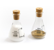 Earl the salt and pepper chemistry shaker gift