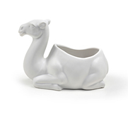 The one lump or two camel sugar bowl gift