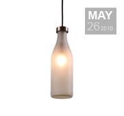 The Milk Bottle Lamp gift by Tejo Remy