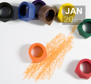Timothy Liles crayon ring gifts
