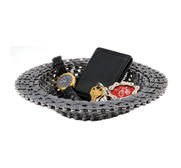 The bike chain bowl gift