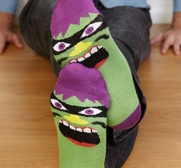 The ChattyFeet socks gifts