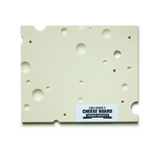 The 100% Grade A cheese board gift designed by Bjarke Ballisager