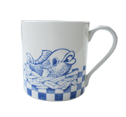 The Chippy Mug gift by Home Slice