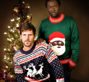 The World's best Christmas jumpers ever gift by Skedouche