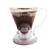 The clever coffee dripper filtercone cup gift by Sweet Maria