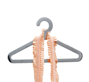 The wall mounted clothes hanger gift